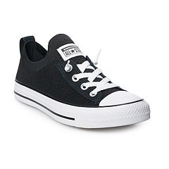 94d84a433cdc Converse Chuck Taylor All Star Shoreline Women s Shoes. White Black ...