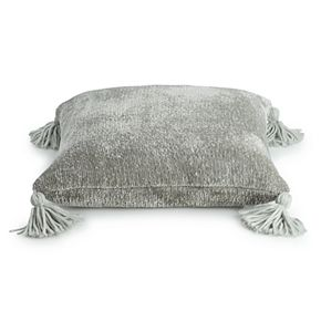 LC Lauren Conrad Ultimate Sage Chenille Feather Fill Throw Pillow