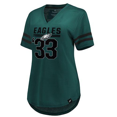 Women's Philadelphia Eagles Athena Top