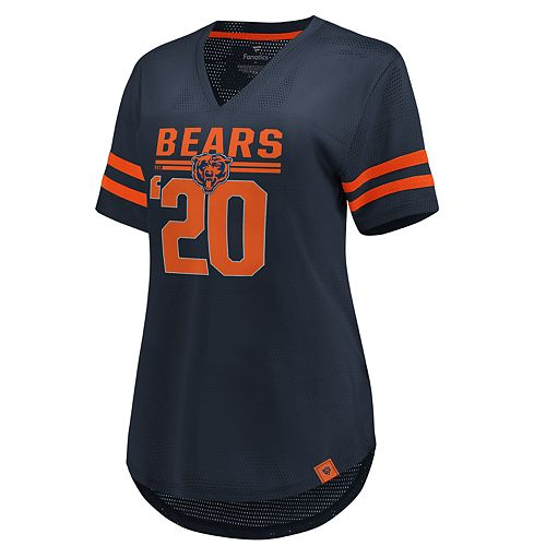 Women's Chicago Bears Athena Top