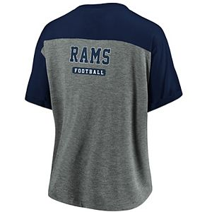 Women's Los Angeles Rams Pocket Tee