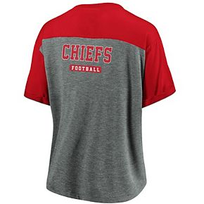 Women's Kansas City Chiefs Pocket Tee