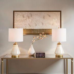510 Design Peak Table Lamp 2-Piece Set