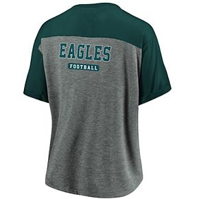 Women's Philadelphia Eagles Pocket Tee