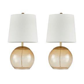 510 Design Terrene Table Lamp 2-Piece Set