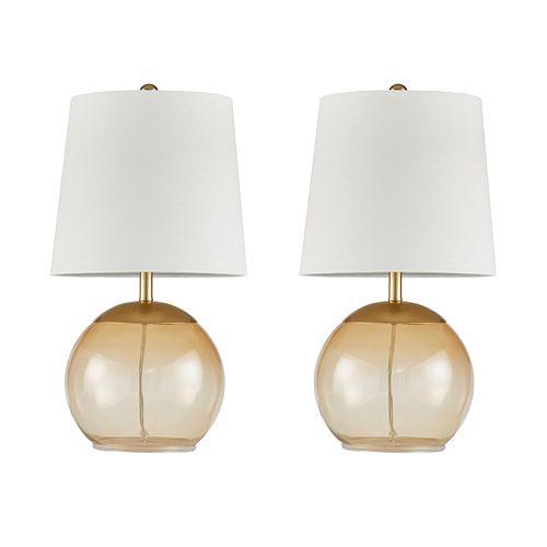 510 Design Terrene Table Lamp 2-Piece Set