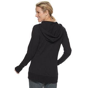 Petite Tek Gear® Hooded Jacket