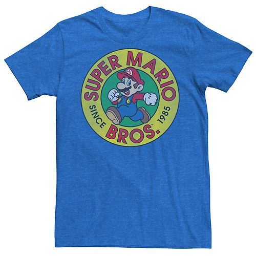 Men's Nintendo Super Mario Retro Tee