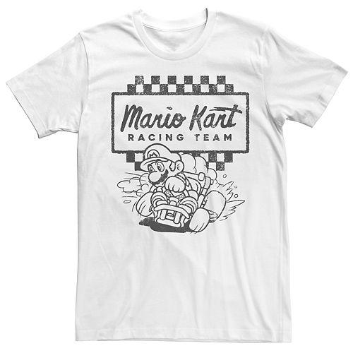 Men's Mario Kart Racing Team Tee