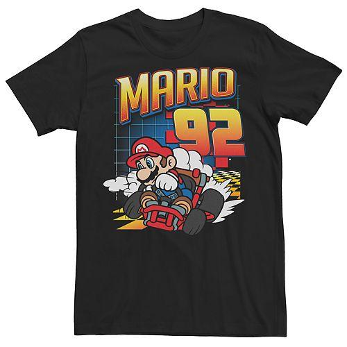 Men's Super Mario Kart Race 92 Tee
