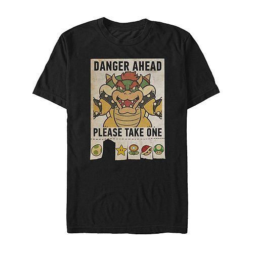 Men's Super Mario Bowser Tee