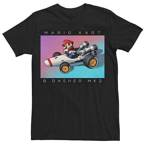 Men's Mario Kart B Dasher MK2 Tee