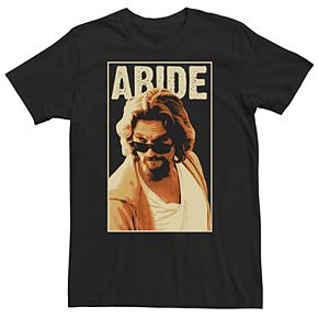 Men's The Big Lebowski Poster Tee