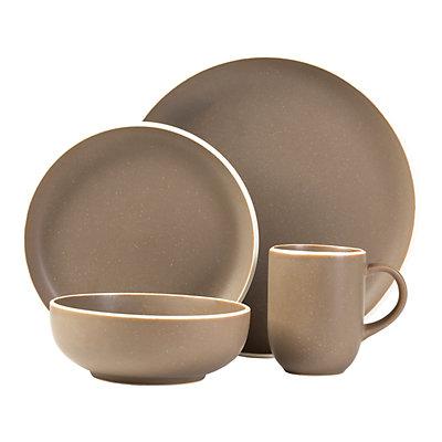 Sango Tailor 16-pc. Dinnerware Set