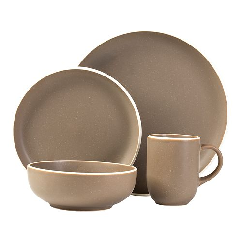Sango Tailor 16-pc. Dinnerware Set