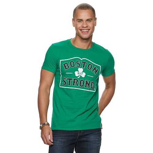 Men's Boston Tee