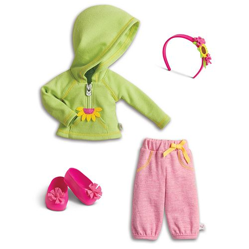 American Girl WellieWishers Hugs & Well Wishes Outfit