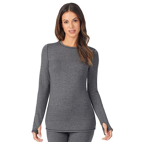 Women's Cuddl Duds Ultra Cozy Long Sleeve Crew