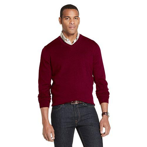Men's Van Heusen Flex V-Neck Sweater