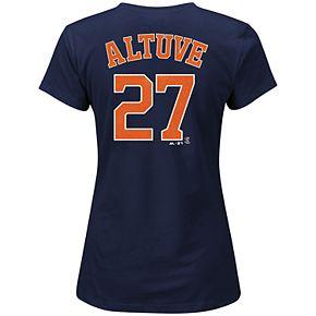 Plus Houston Astros Altuve V-Neck Tee