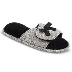 2b590a39907f Women s Isotoner Adela Memory-Foam Slide Slippers