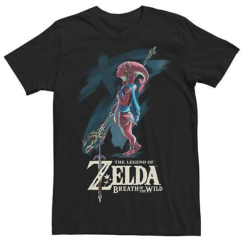 Men's Breath of the Wild Zelda Tee