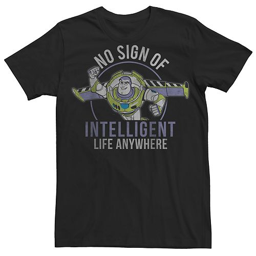 Men's Disney / Pixar Intelligent Life Graphic Tee