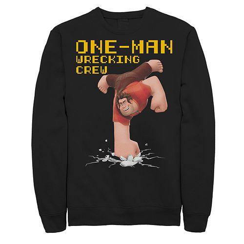 Men's Wreck It Ralph 2 Pullover