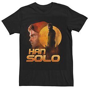 Men's Han Solo Graphic Tee