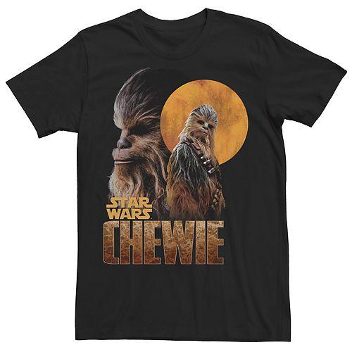Men's Star Wars Wookie Graphic Tee