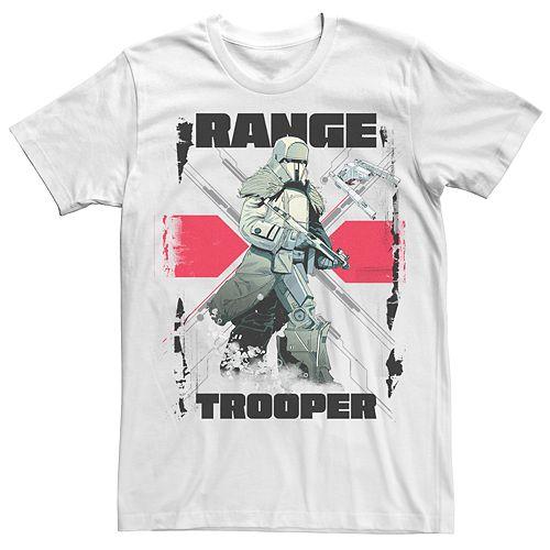 Men's Star Wars Range Trooper Graphic Tee