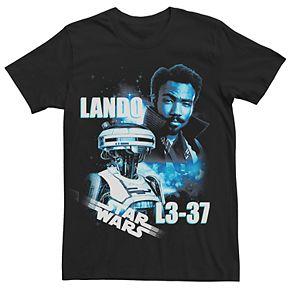 Men's Lando L3-37 Graphic Tee