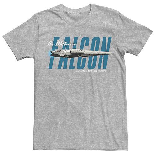 Men's Millennium Falcon Graphic Tee