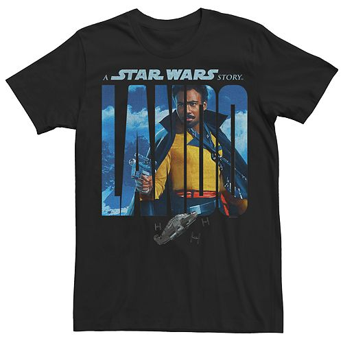 Men's A Star Wars Story Graphic Tee