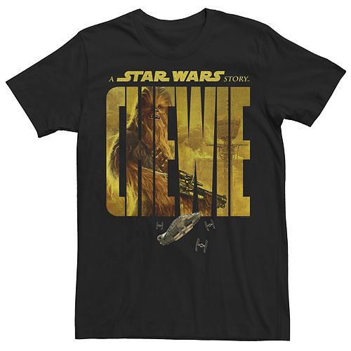 Men's A Star Wars Story Chewie Tee