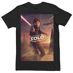 Men's Han Solo Character Tee