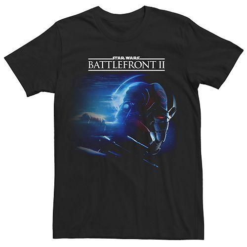 Men's Star Wars Battlefront II Unknown Soldier Tee