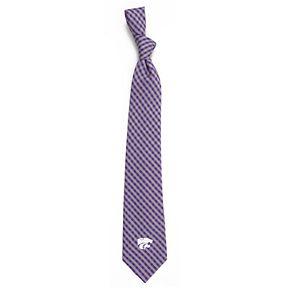 Men's Kansas State Wildcats Gingham Tie
