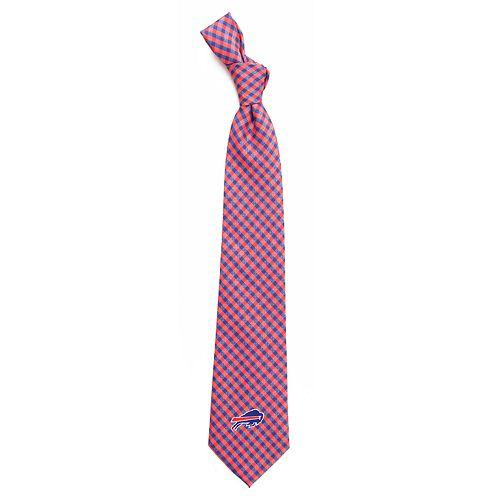 Men's Buffalo Bills Gingham Tie
