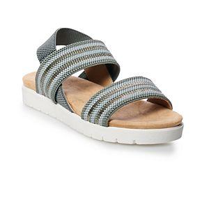 SO® Tomato Women's Strappy Sandals