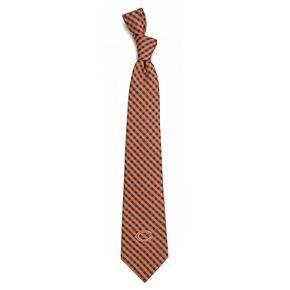 Men's Chicago Bears Gingham Tie
