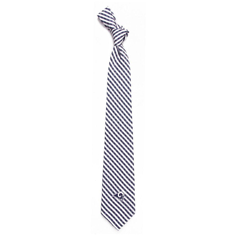 Men's Los Angeles Rams Gingham Tie
