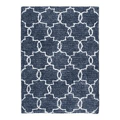 Blue Area Rugs Kohls