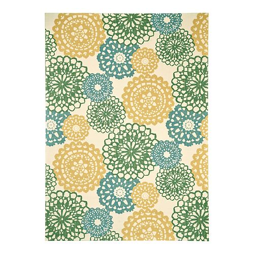 Waverly Sun N' Shade Aruba Indoor Outdoor Rug