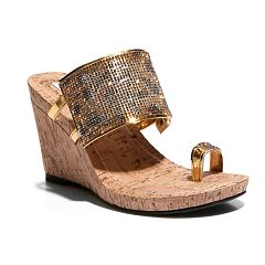 230b90b8dd Two Lips Too Too Marina Women s Wedge Sandals