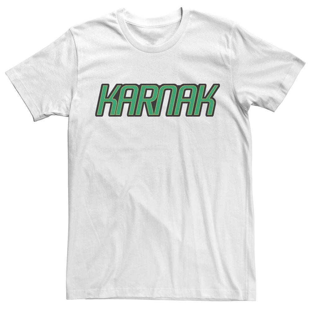 Men's Marvel KARNAK Graphic Tee