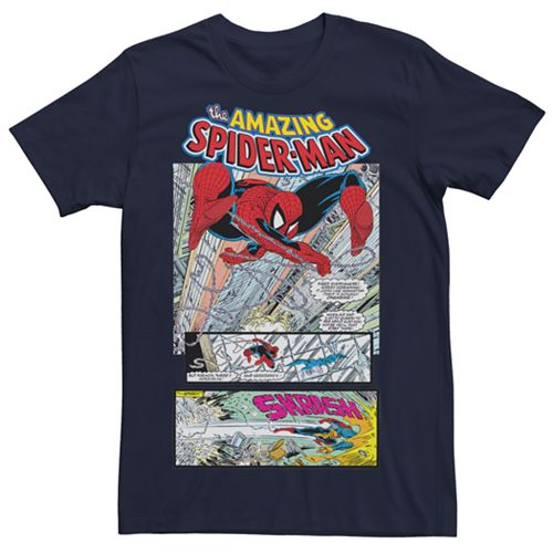 Men's Marvel Universe The Amazing Spider-Man Graphic Tee