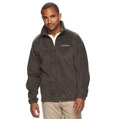 Men's Columbia Flattop Ridge Fleece Jacket