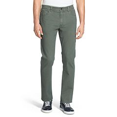 Men's IZOD Saltwater Straight-Fit 5-Pocket Stretch Chino Pants
