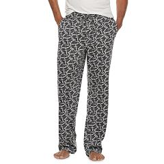 Men's Croft & Barrow® True Comfort Knit Sleep Pants